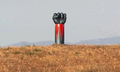 goldrake-statua