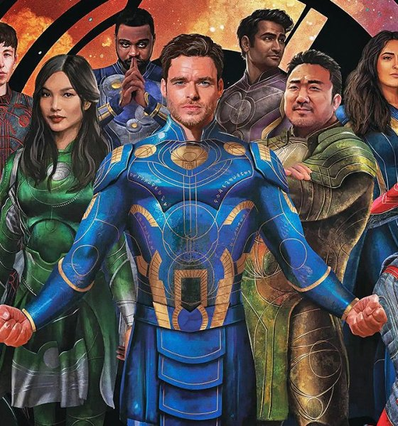 Eternals: Ikaris come leader degli Avengers, Richard Madden non lo esclude