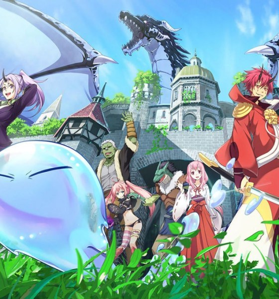 That Time I Got Reincarnated as a Slime: film in arrivo il prossimo anno