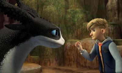 Dreamworks ha annunciato la nuova serie animata Dragons: The Nine Realms, sequel dei fortunati lungometraggi della serie Dragon Trainer