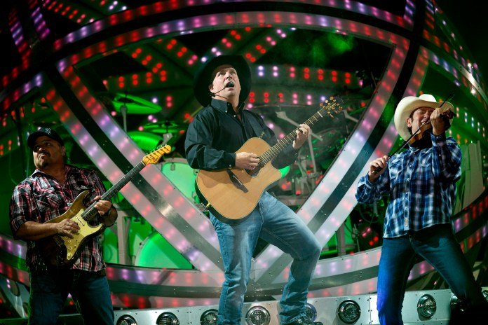 Country icon Garth Brooks will headline the 12th annual Stagecoach County Music Festival in Indio on Sunday, April 29. (File photo by Matt Masin, Orange County Register/SCNG)