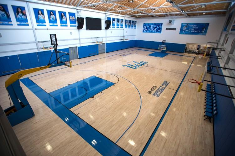 UCLA unveils Mo Ostin Basketball Center - Daily News