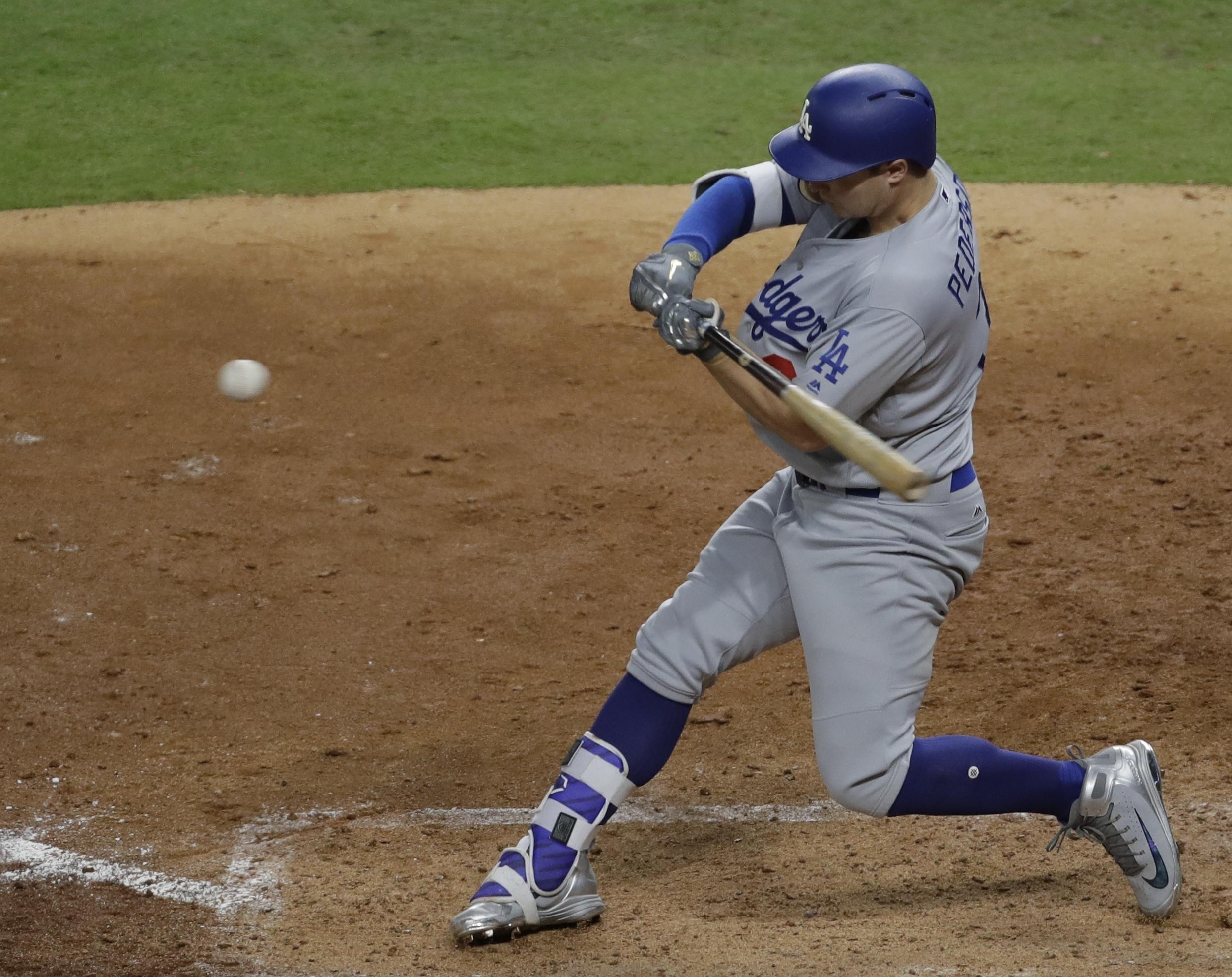Image result for joc pederson World Series game 4