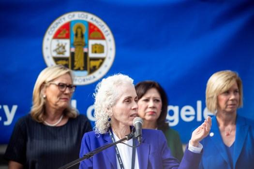 Public-health emergency declared in LA County over coronavirus ...