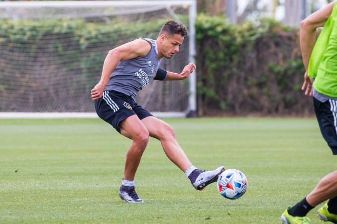 Chicharito, Galaxy motivated for new beginnings – Daily News