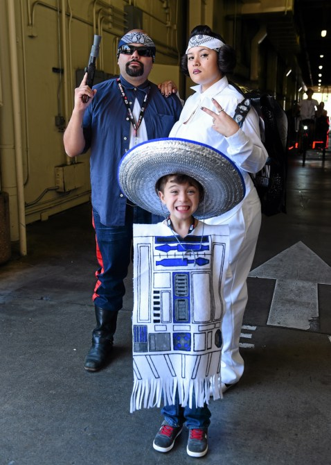 Comiccon internet star Han Cholo is from a city close