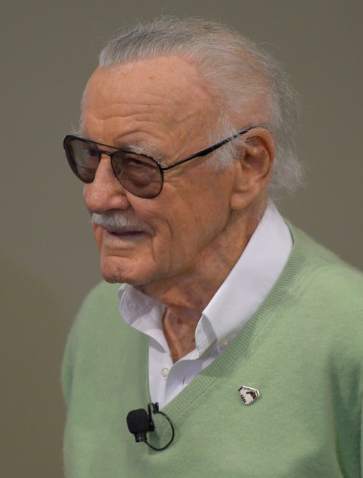 Stan Lee says vision and hearing loss made it hard to see ...