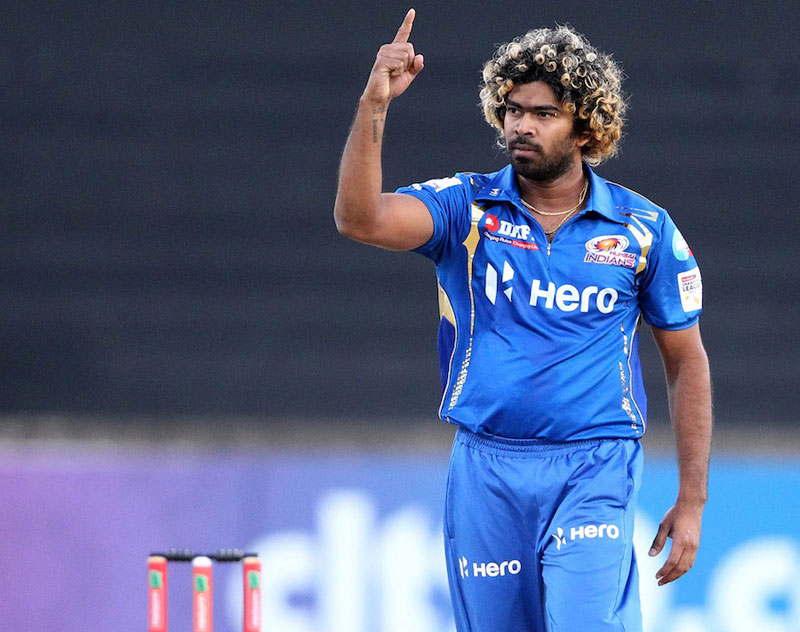 Lasith Malinga (Mumbai Indians) the only Sri Lankan retained by an IPL franchise