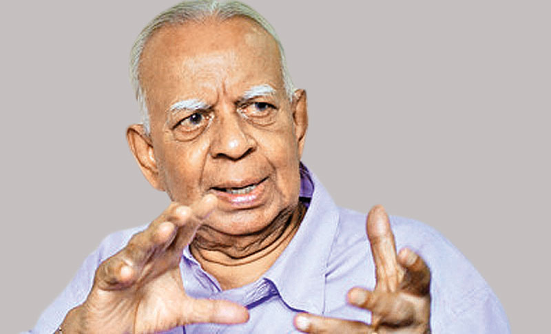 An Indivisible Nation in the New Constitution says Sambanthan ...