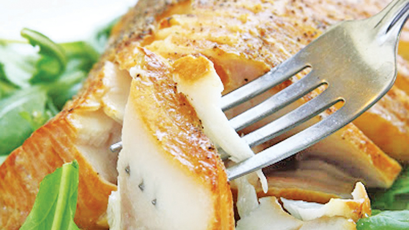 StoveTop Smoked Fish is a crowd pleaser in the German State of Bavaria.