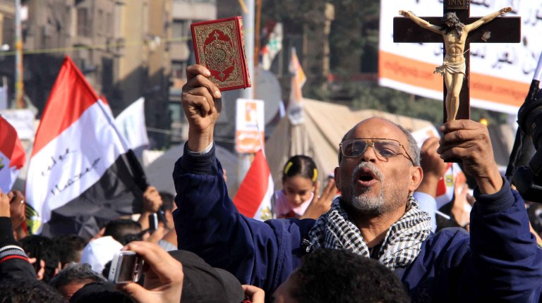 Ambiguity surrounds the definition of faith in the proposed constitution Photo by Mohamed Omar