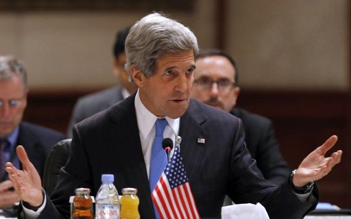 Secretary of State John Kerry announced on Sunday his keen attention to the developments in Egypt and confirmed his confidence in the safety of the U.S. embassy in Cairo as well as its staff.