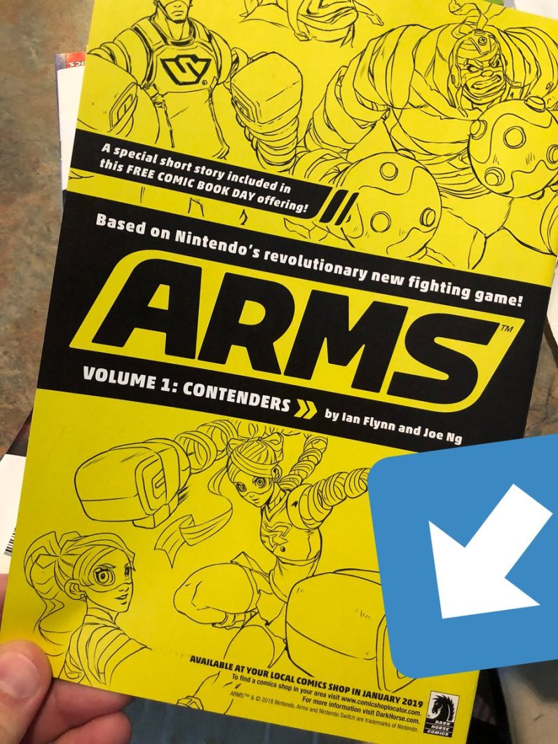 arms-graphic-novel