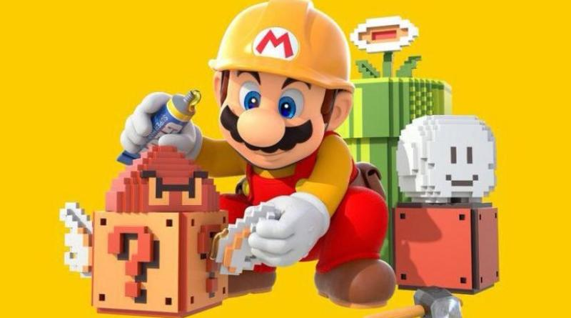 Logo Super Mario Maker 2
