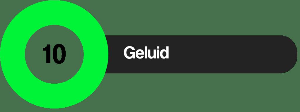 Review Geluid 10