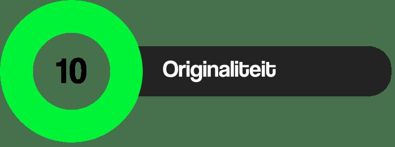 Review Originaliteit 10
