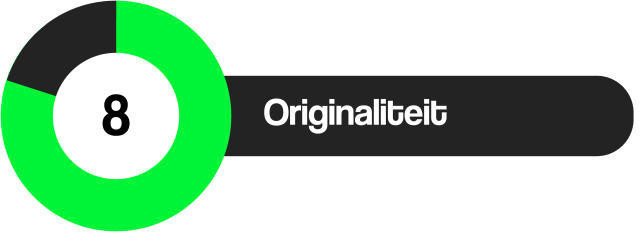 Review Originaliteit 8
