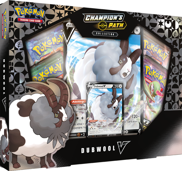 Pokémon TCG Champions Path Dubwool collection