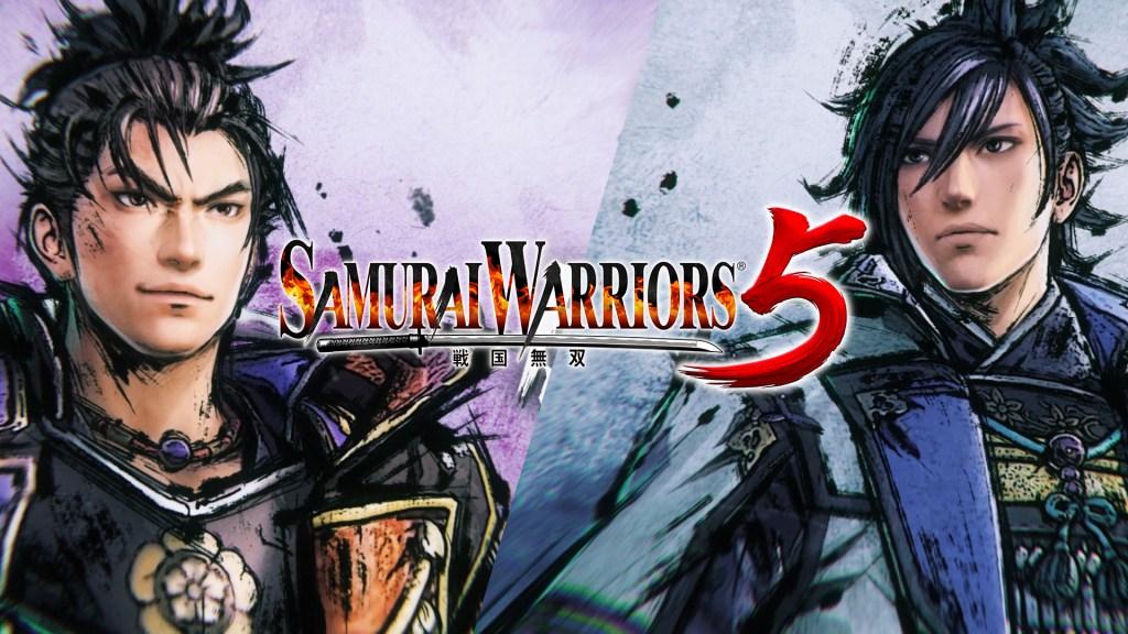 Samurai Warriors 5 Keyart