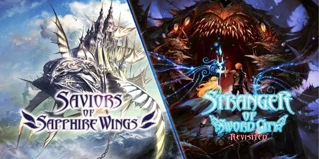 Saviors of Sapphire Wings keyart