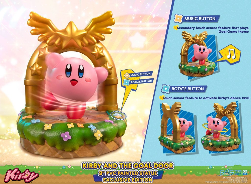 Kirby beeldje