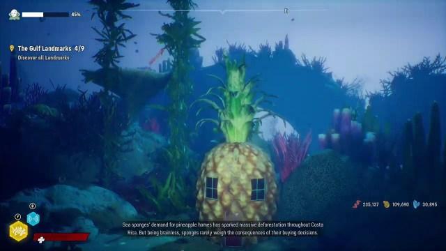 Maneater - spongebob zijn huis