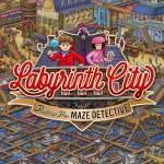 Labyrinth City: Pierre the Maze Detective komt 15 juli naar de Nintendo Switch