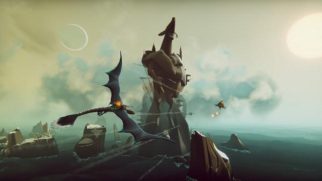 The Falconeer Screenshot