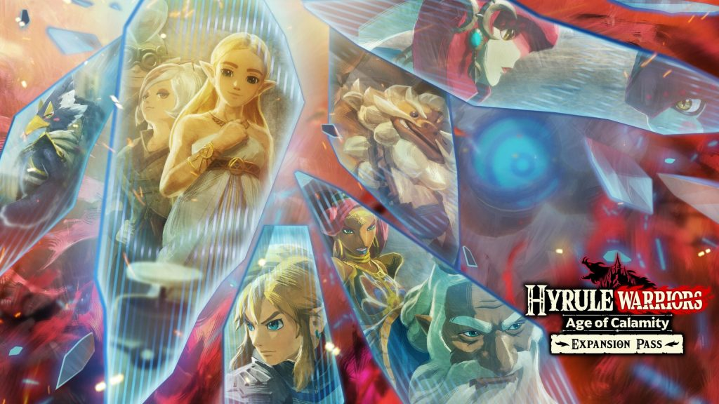 Hyrule Warriors Expansion