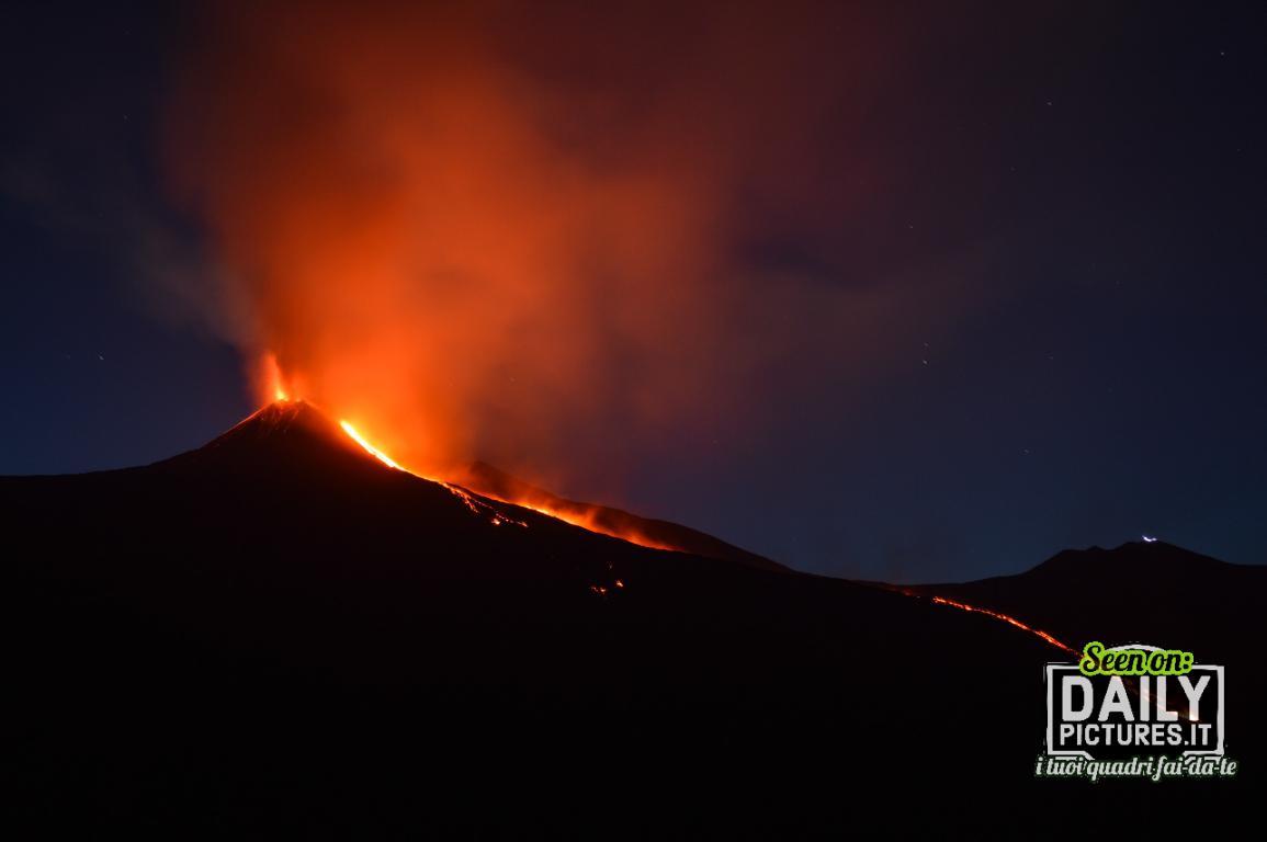 Lava Sull'Etna - Sicilia