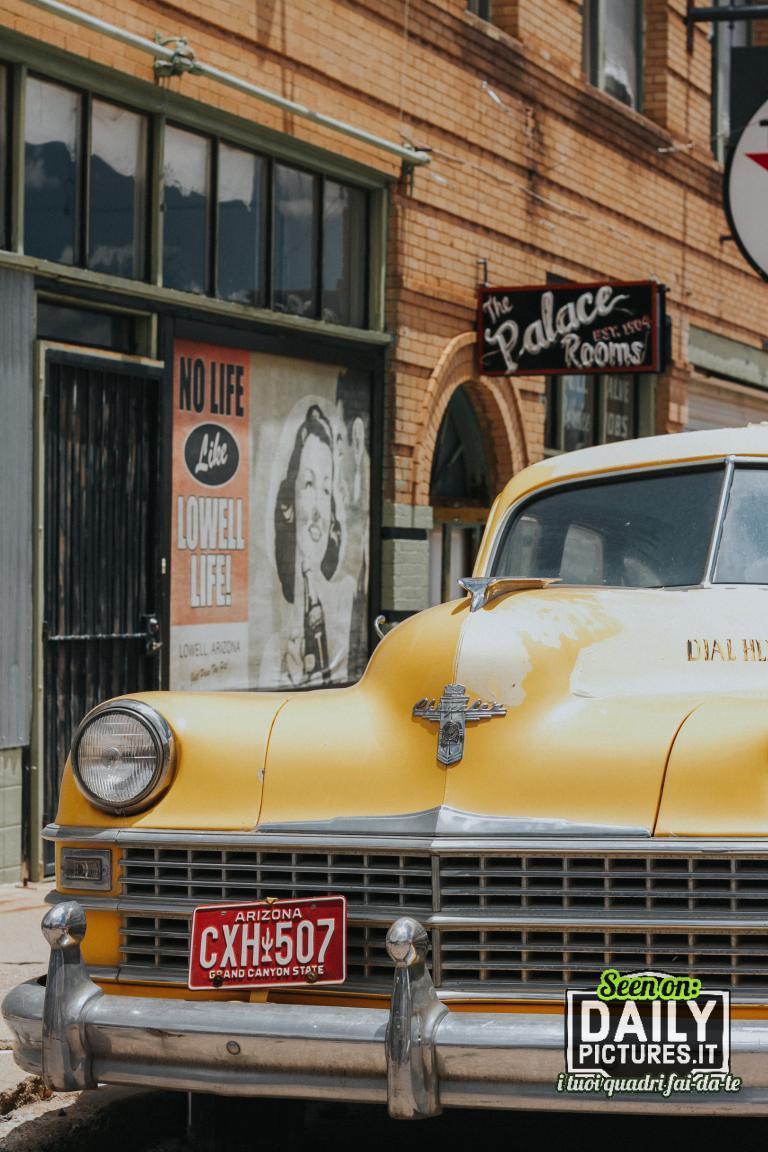 Lowell è un paese della contea di Cochise, Arizona.