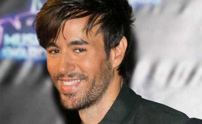 Can T Wait To Be Back In India Enrique Iglesias