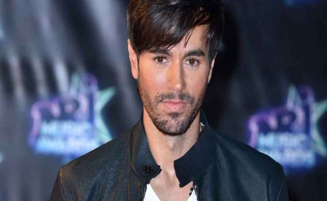 Enrique Iglesias Calls India One Of His Favourite Places