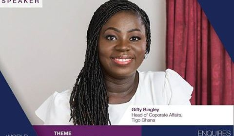 Women in PR Ghana Seminar Speaker: Gifty Bingley