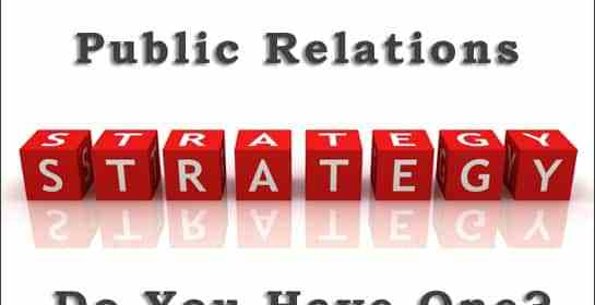 Public Relations: A Strategy useful for Corporate Growth