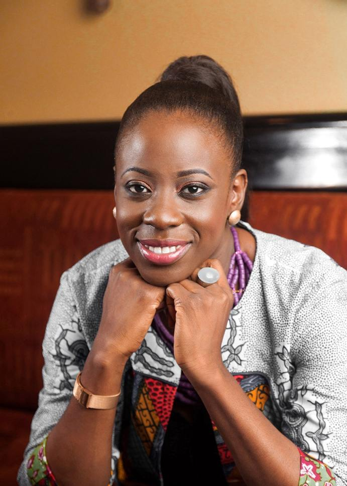 Living It: Spotlight on PR Woman  Nadia Takyiwaa-Mensah
