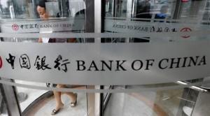 China overdue loans