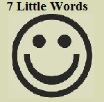 7 Little Words answers, 7 Little Words