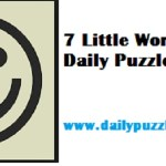 7 Little Words November 12 2018 daily puzzle answers