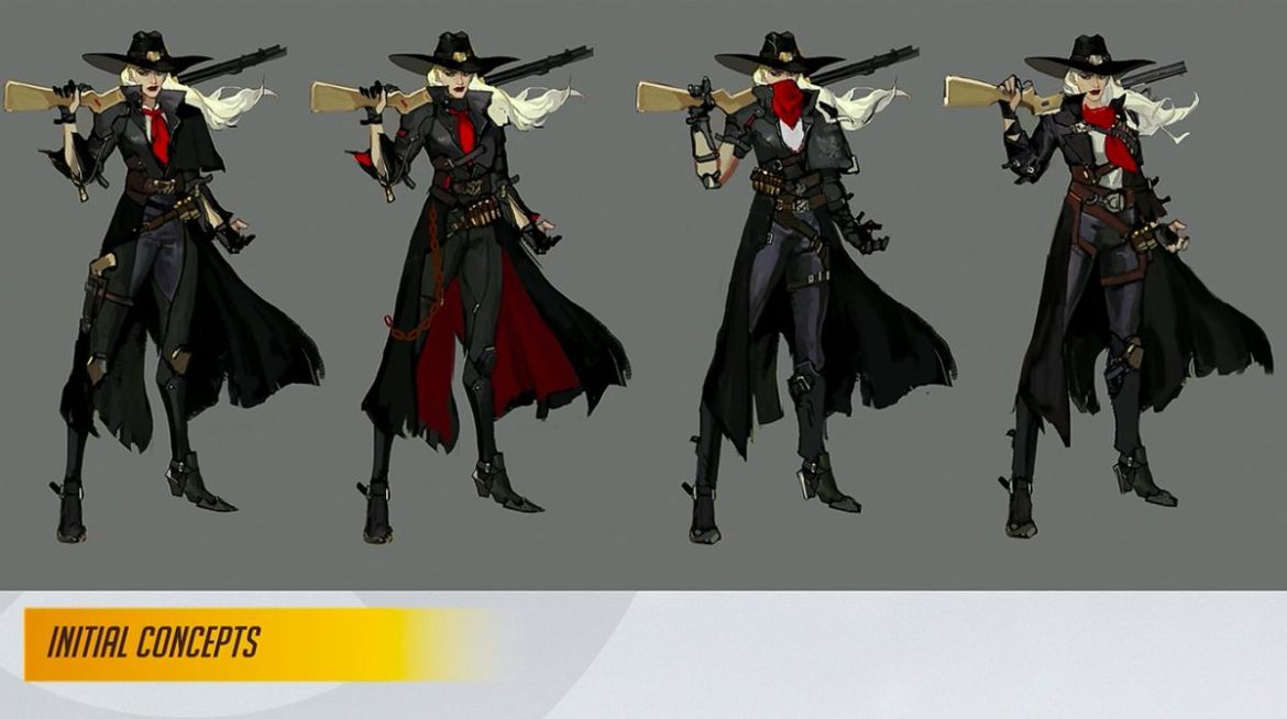 ashe intial concepts