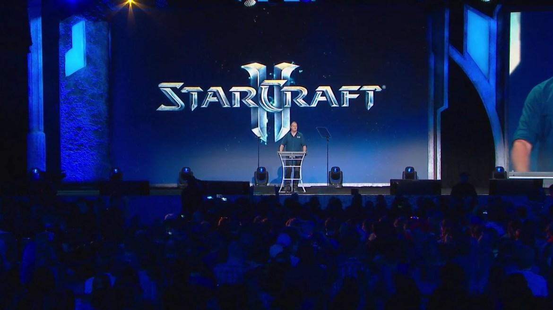 blizzcon 2018 starcraft ii