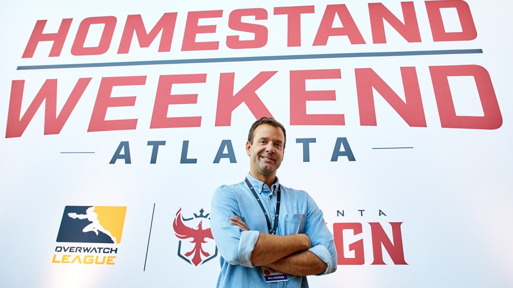 pete vlastelica at atlanta homestand