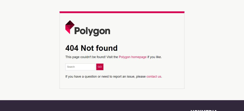 polygon 404