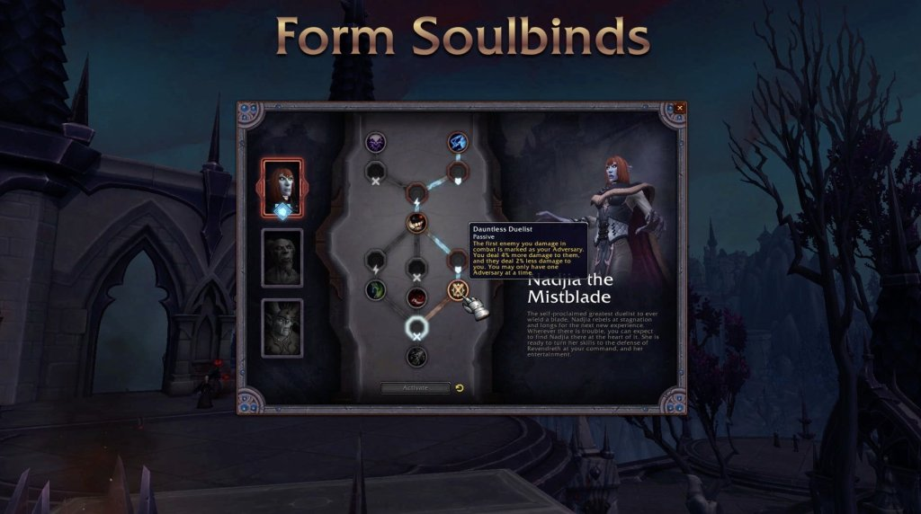 soulbind