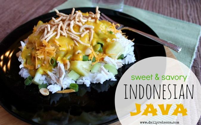 Indonesian Java