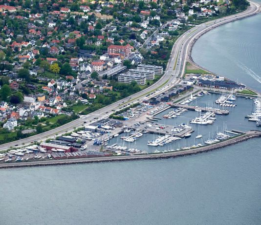 The Danish Pacific Coast