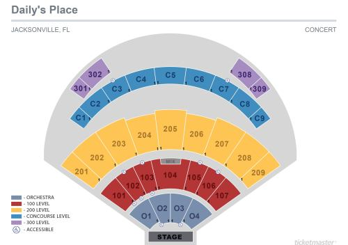 small resolution of concert seating jpg