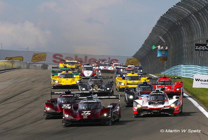sportscar racing s internet