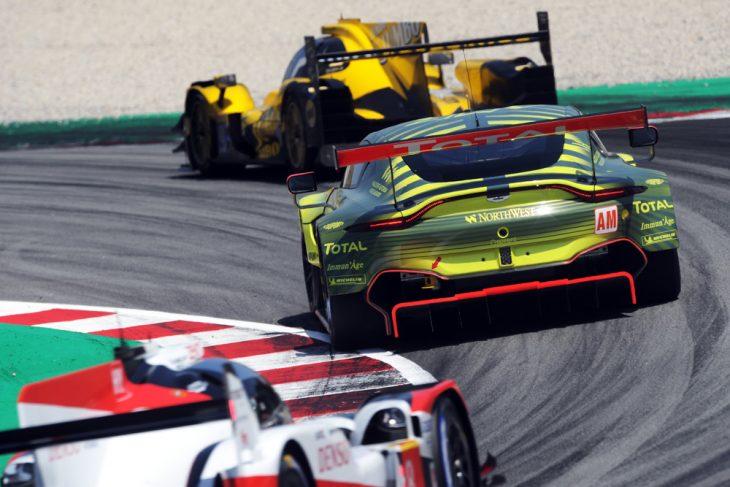 Lineup Aston Martin 2019