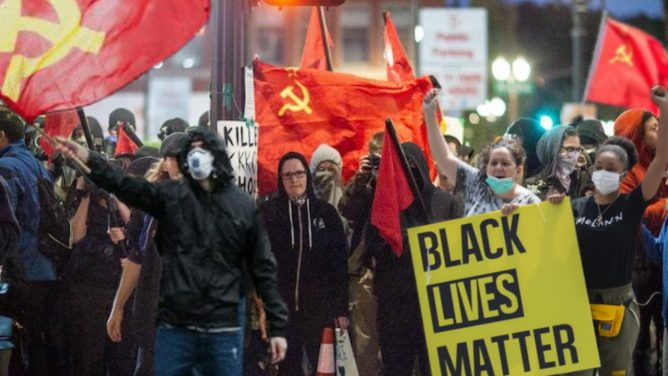 Intelligence: China Encouraging BLM ANTIFA Rioters Across U.S. Cities - Daily Squib